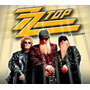 Dvd Zz Top Live Estadio Luna Park Argentina