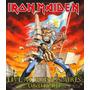 Dvd Iron Maiden Live Argentina Velez Sarsfield 2011