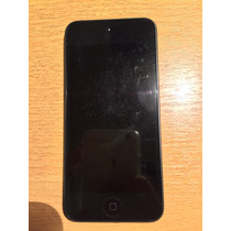 Ipod Touch 5g 32gb Negro Usado Con Accesorios Originales