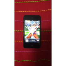 Ipod Touch 4 Generacion 8 Gb - Con Detalle