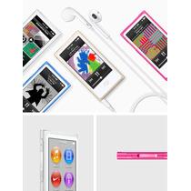 Apple Ipod Nano Última Generación 16gb Con Multi Touch