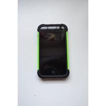 Ipod Touch 4g 8g Usado Con Funda Negro