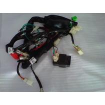 Instalacion Electrica Zanella Ztt 200 - Dos Ruedas Motos