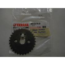 Corona Engranaje Distribucion Yamaha New Crypton 110 Origina