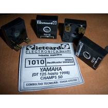 Diodo Rectificador Universal Yamaha Dt 125/champ 50,pietcard