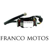 Estator Yamaha Ybr 125cc Chino 8 Cable Franco Moto En Moreno