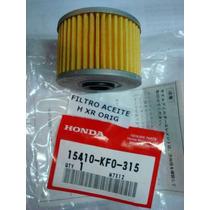 Filtro Aceite Honda Xr/twister/tornado/falcon Original - Fas