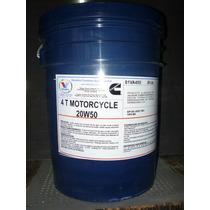 Aceite Valvoline Motorcycle 4t 20w50 Balde De 20 Lts