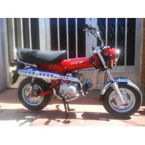 Honda Dax 70cc - Jc 70cc - Resortes De Suspension