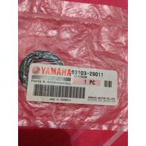 Retén Rxz 135 Cigüeñal Bancada Yamaha Original 9310328011