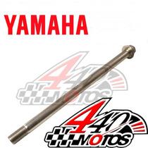 Eje Rueda Trasero Yamaha Fz 16 Orig. Motos440!!!