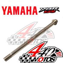 Eje Rueda Delantero Yamaha Ybr 125 S/disco Orig. Motos440!!!