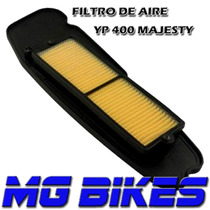 Filtro Aire Yamaha Majesty 400 Original Solo En Mg Bikes