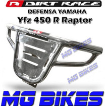 Defensa Dirt Race Cromada Yfz 450 R Raptor - Mg Bikes