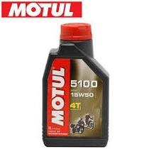 Aceite Motul 5100 4t 15w50 Semisintetico