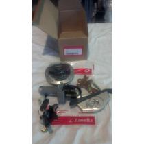 Llave Contacto Kit C/ Tapa/cerradura Rx 200 Orig. Zanella