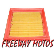 Filtro Aire Honda Xr 125l/bross Original En Freeway Motos !
