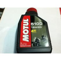 Aceite Motos 4t 20w 50 Motul 5100