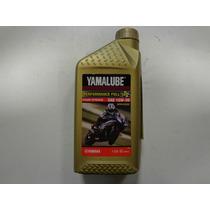 Aceite Yamaha Yamalube Sintetico 100% 15w 30 Dorado