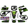 Calcos Kawasaki Kmx 125 Kit Completo Monster