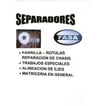 Reparacion Parrillas Rotulas Y Bujes Para Cuatriciclos