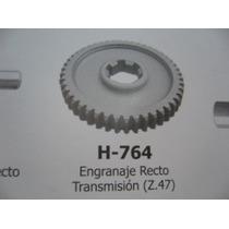 H 764 Engranaje Recto Transmision Jialing 50cc Kenia-z47