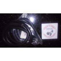 Burlete De Chapon Frontal Negro Para Siambretta Tv 175 O Li