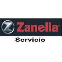Pedalin Apoya Pie Acompañante Derecho Zanella Rx 200
