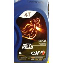 Aceite Elf Semisintetico 15w50 Moto 4 Tiempo