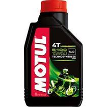 Aceite Motul 5100 Motos 4 Tiempos 15w 50! Roca Moto