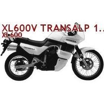 Tapa Horquillon Trasero Honda Transalp 600 Original