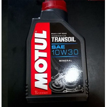 Aceite Moto Motul Transoil Mineral 10w30 Rpm-1240