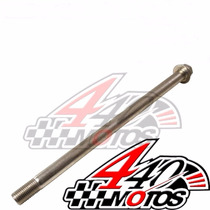 Eje Rueda Delantero Honda Titan 2000 Orig. Motos440!!!