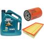 Combo 1 Aceite, Filtro Aceite, Aire, Comb Bora 1,8t