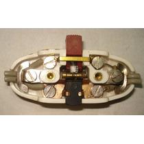 Antiguo Interruptor Importado Contactos Cobre/bronce 2 Amper