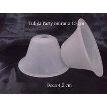 Tulipa Party 13 Murano Velador Aplique Lampara Iluminacion