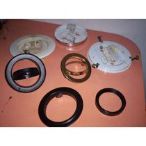 Lote De Artefactos Iluminacion Repuestos Sueltos C/nuevos