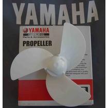 Hélices Originales De Plástico Para Motores Yamaha 2hp