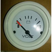Relojes Voltimetro Mercury Para Motores De 2 Y 4 T