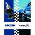 Amortiguador Record Trasero Ford Orion Escort (4125)