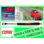 Resorte A Gas Clevers - Vw Gol Gl Generacion 1 - 92/95
