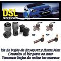 Kit Ecosport:rotulas-extremos-bujes De Parrilla Y Barra!