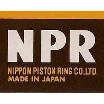 Aros De Piston Honda Falcon 400 Nx 400 Npr Japon Fas Motos