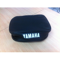 Yamaha Bolso Porta Herramientas Replica Original Negro