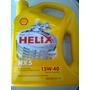Aceite Lubricante Shell Hx5 Naf/dsl 15w40 X4lts Multigrado