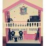 Casa De Muñecas Monsterhigh Barbie Con Muebles Oferta!