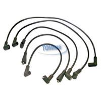 Cable De Bujía Bosch Fiat Uno / Duna Motor Tipo 1.4 1.6