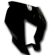 Cubre Optica Negro Yamaha Xtz 250 Lander Original Fas Motos