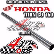 Barral Honda Cg Titan 150 Original Motos440!!!!!