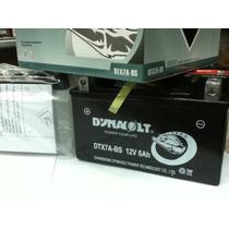 Bateria Dynavolt Ytx7 Abs Scooter Todos, 125/150 Y Mas